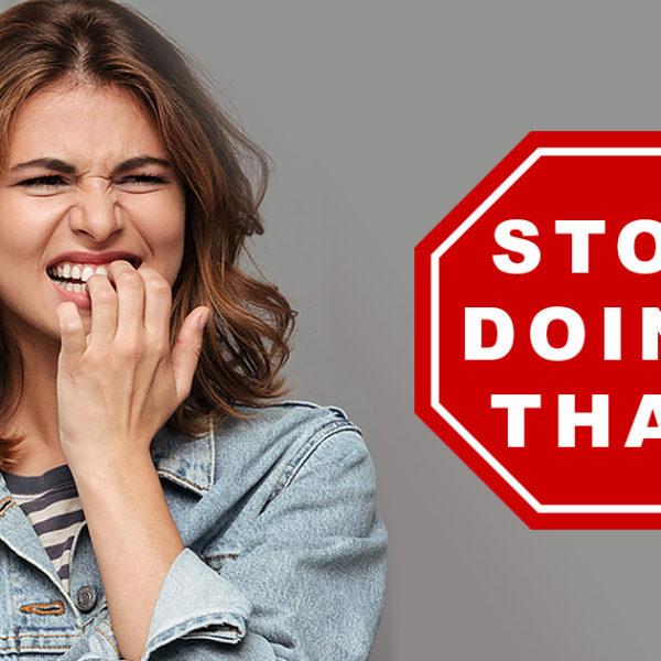 عادات نادرست دندانی!