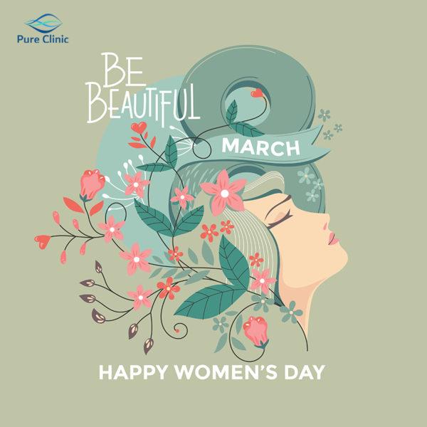 هشتم مارس، روز جهانی زن